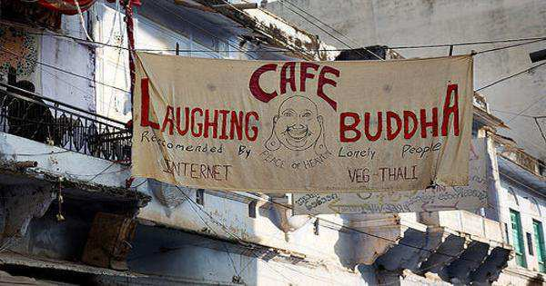 Laughing Buddha Cafe