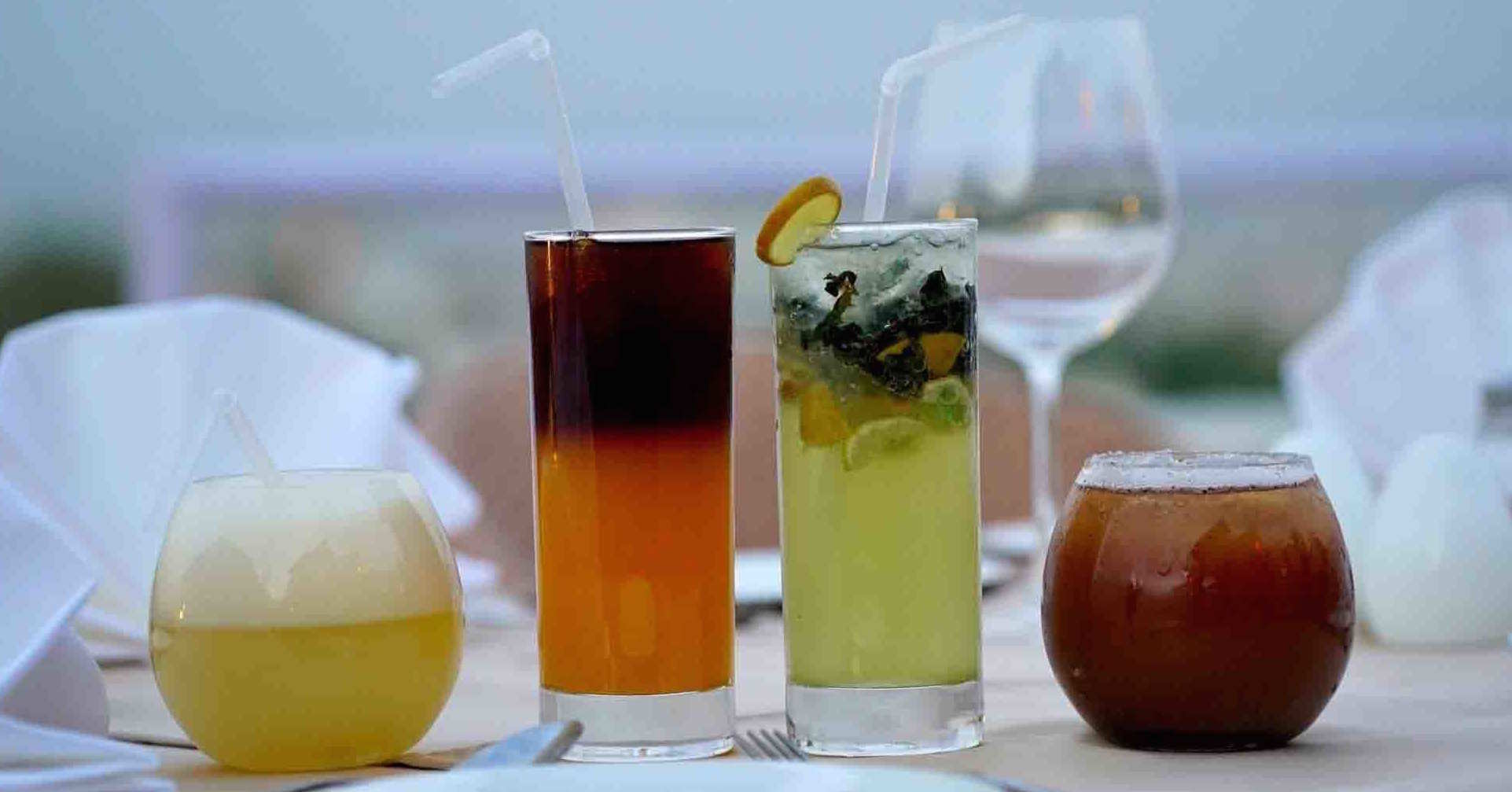 Aqua Lounge at Hotel Brahma Niwas