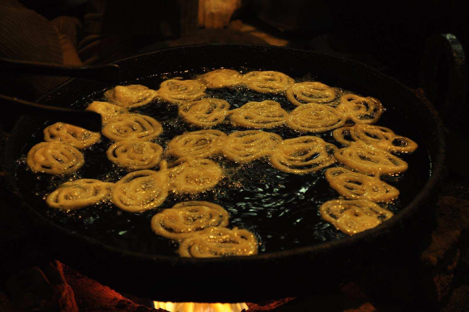 Delhigate ki Jalebi (Bhole Mishthan)