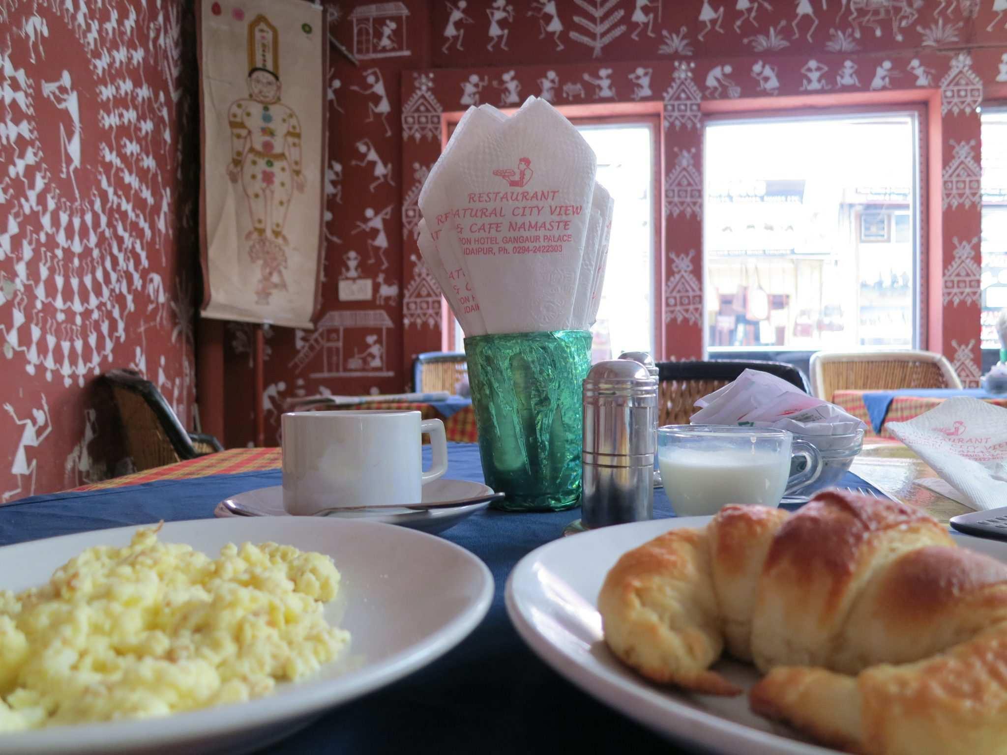 Cafe Namaste