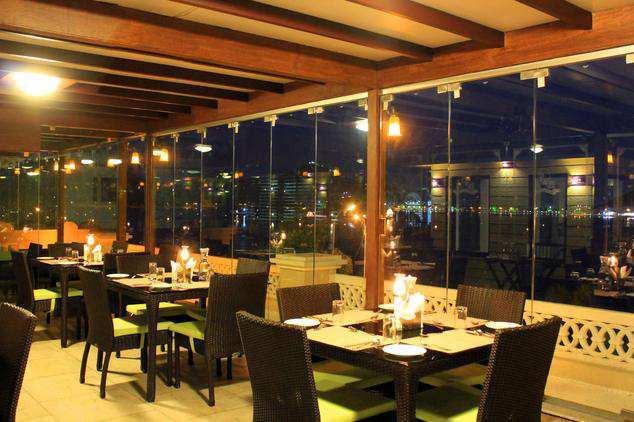 Panna Vilas Restaurant & Lounge