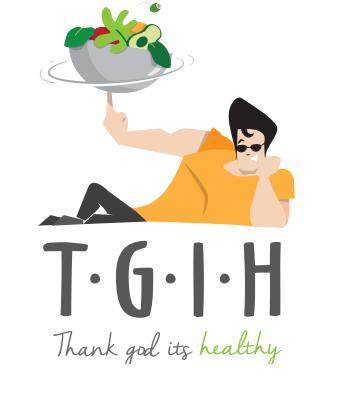 TGIH (Thank God its Healthy)